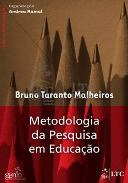 Livro Metodologia Da Pesquisa Em Educacao